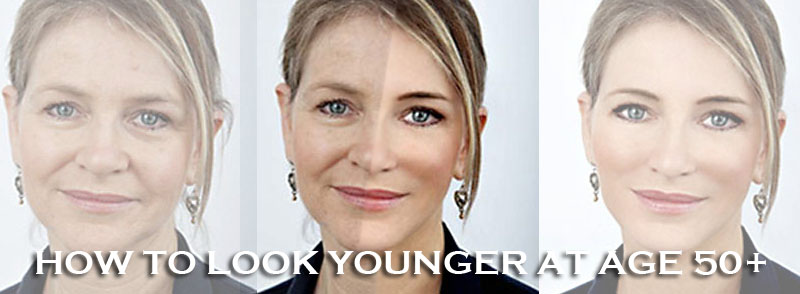 How to look younger at age 50 24 tips to look young again how to look younger at age 50 ccuart Gallery